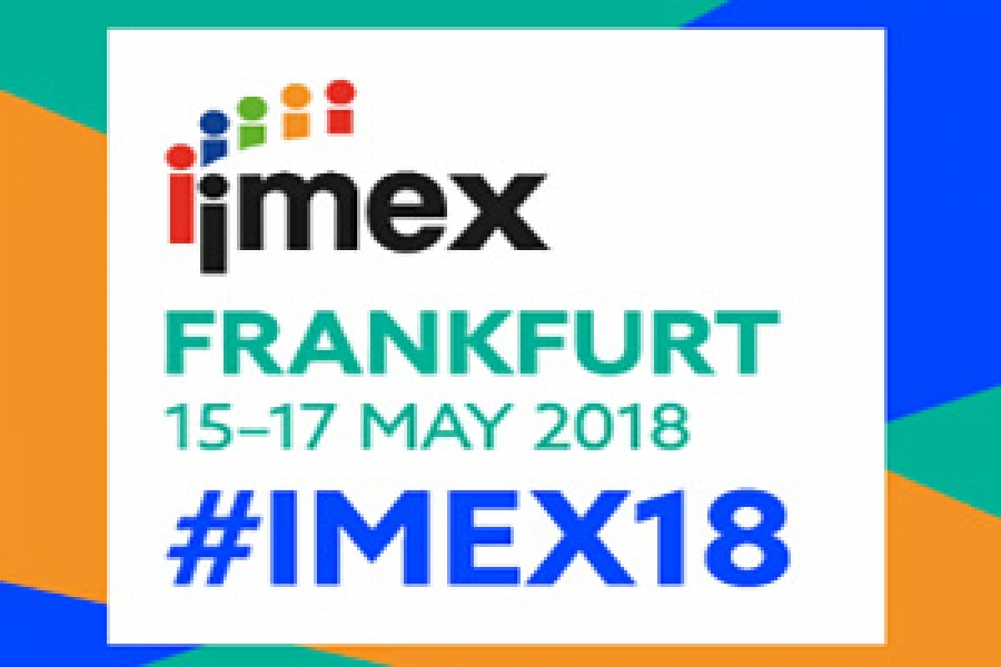 Meet us at IMEX 2018 in Frankfurt